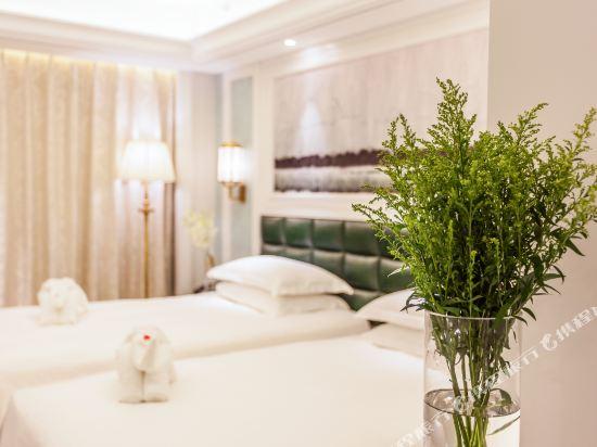 杭州中維香溢大酒店(Zhongwei Sunny Hotel)豪華雙床房