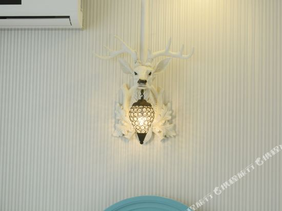 星倫萬達廣場主題公寓(廣州長隆店)(Xinlun Free Hotel International  WanDa)地中海式兒童歡樂主題套房