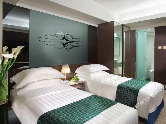 香港8度海逸酒店(Harbour Plaza 8 Degrees)高級三人房