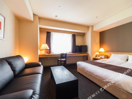 札幌大通Nest酒店(Nest Hotel Sapporo Odori)高級大床房