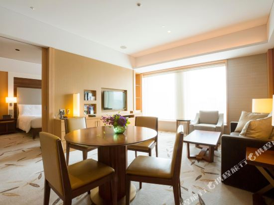 大阪洲際酒店(InterContinental Osaka)一卧室豪華住宅套房