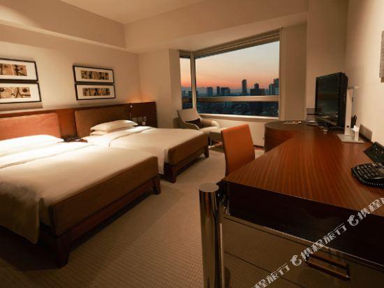 東京君悅酒店(Grand Hyatt Tokyo)俱樂部雙床房
