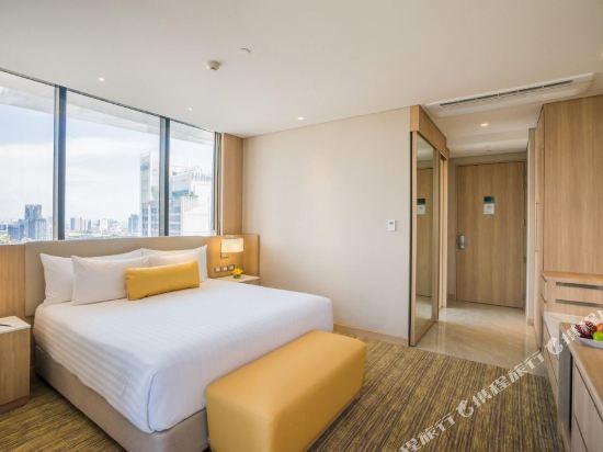 曼谷天空風景酒店(Compass SkyView Hotel Bangkok)俱樂部超豪華尊貴房