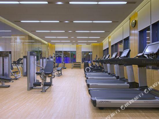 東莞萬達文華酒店(Wanda Vista Dongguan)健身娛樂設施