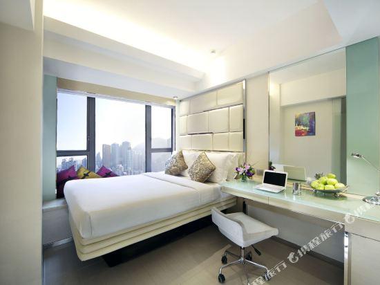 香港富薈上環酒店(iclub Sheung Wan Hotel)尊薈premier