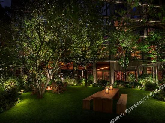 紐約共和酒店(Public New York)公共區域