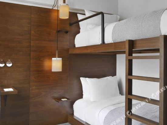 阿爾羅諾瑪德酒店(Arlo NoMad)上下床房(上下鋪)