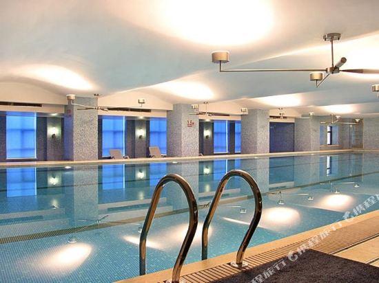 上海遠洋賓館(Ocean Hotel Shanghai)室內游泳池
