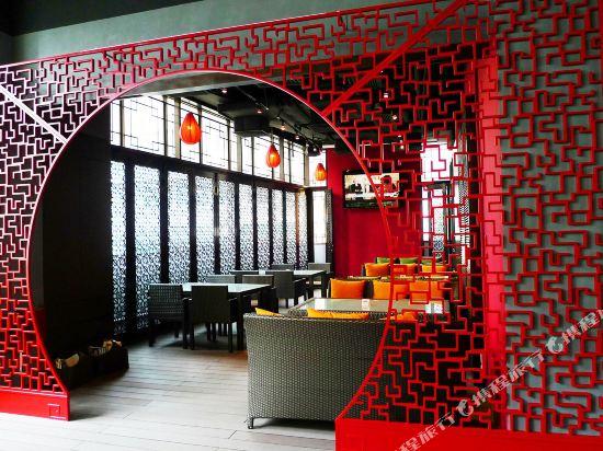 香港蘭桂坊(九如坊)(酒店)(Lan Kwai Fong Hotel Kau U Fong)公共區域