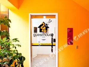 首爾24蠶室旅館(24 Guesthouse Seoul Jamsil)