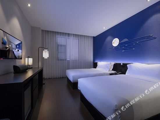 桔子酒店·精選(昆明翠湖店)(Orange Hotel Select (Kunming Green Lake))滄海雙床房