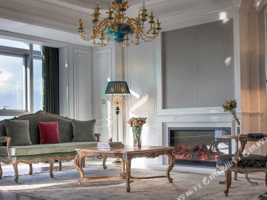 佛山羅浮宮索菲特酒店(Sofitel Foshan)皇家套房法式風格