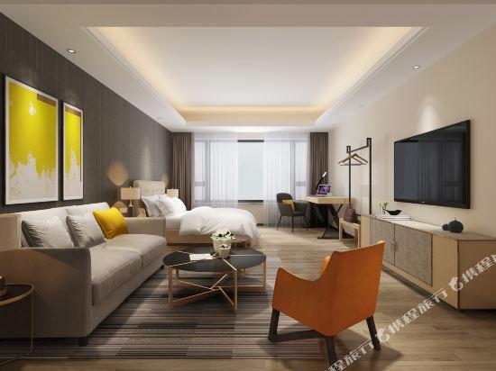 港潤寓上江灣公寓(廣州沿江天字碼頭店)(原江灣大酒店)(Gangrun Yushang Jiangwan Apartment (Guangzhou Yanjiang Tianzi Wharf))5號