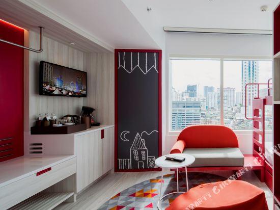 盛泰樂水門酒店(Centara Watergate Pavillion Hotel Bangkok)Premium Family Residence