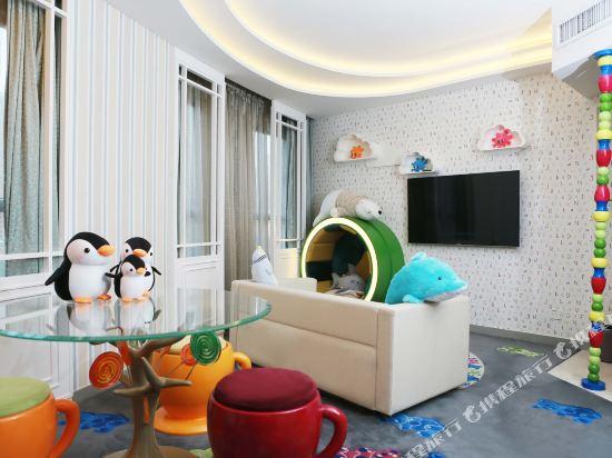 香港灣仔帝盛酒店(Dorsett Wanchai)海洋套房