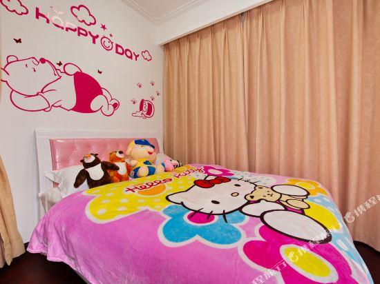 泰萊尚寓度假公寓(珠海海洋王國口岸店)(Tailai Shangyu Holiday Apartment (Zhuhai Ocean Kingdom Port))舒適親子三房二廳套房