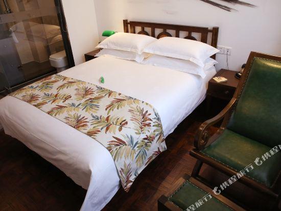 時光漫步懷舊主題酒店(北京國貿勁鬆店)(Nostalgia Hotel (Beijing Guomao Jinsong))時光大床房