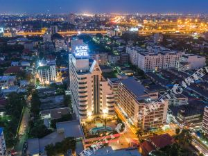 曼谷愛灣酒店(A-One Bangkok Hotel)