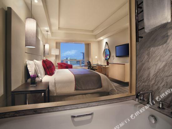 新加坡卡爾登酒店(Carlton Hotel Singapore)尊貴房