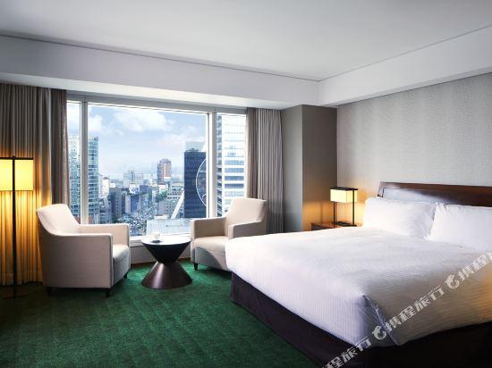 首爾世貿中心洲際酒店(InterContinental Seoul COEX)商務套房