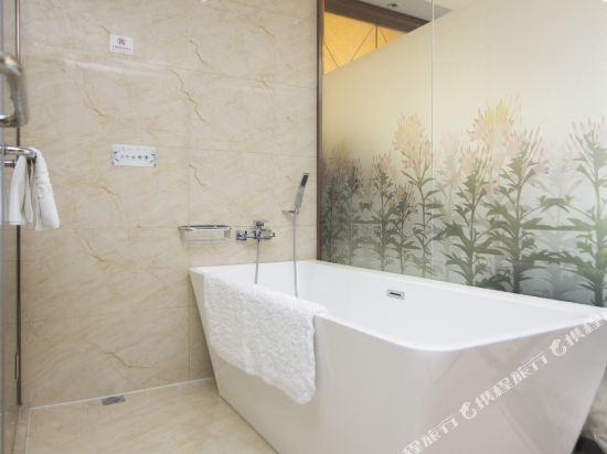 杭州西湖慢享主題酒店(West Lake Manxiang Theme Hotel)西雅圖記憶雙床房