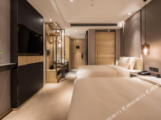 北京東直門亞朵S酒店(Atour S Hotel (Beijing Dongzhimen))高級雙床房