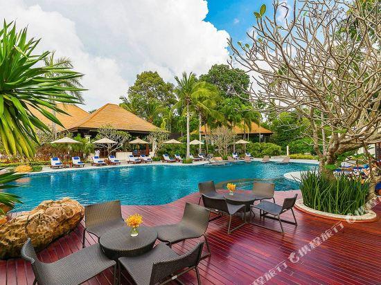 大海沙灘陽光度假酒店(Sea Sand Sun Resort and Villas)室外游泳池