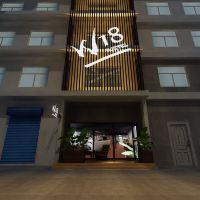 W18青年旅館酒店預訂