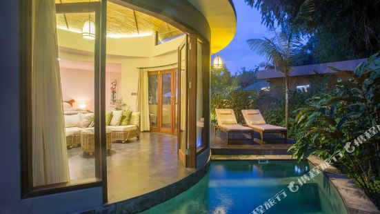 De Moksha Boutique Resort & Restaurant Bali