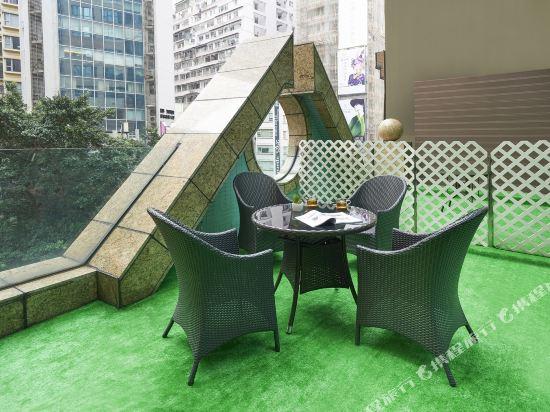 簡悅酒店(香港銅鑼灣店)(Minimal Hotel Urban)高級行政客房