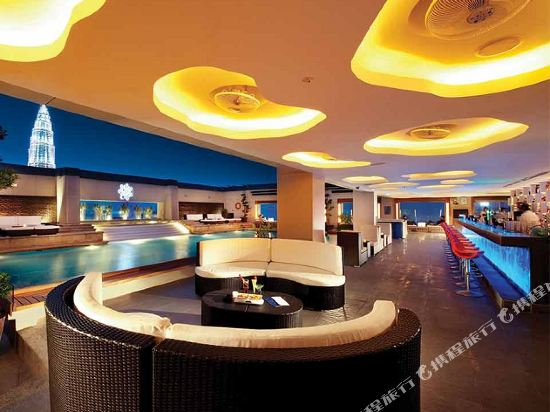 太平洋麗晶套房酒店(Pacific Regency Hotel Suites)酒吧