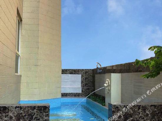 香港華麗都會酒店(Grand City Hotel)室外游泳池