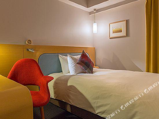 札幌三位神大酒店(Hotel Resol Trinity Sapporo)高級單人房
