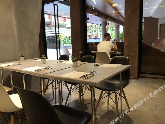 曼谷維拉酒店(Vela Hotel Bangkok)餐廳