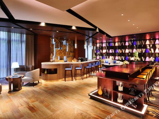 上海虹橋國家會展中心希爾頓歡朋酒店(Hampton by Hilton Shanghai Hongqiao Necc)大堂吧