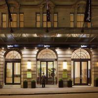悉尼麗笙廣場酒店酒店預訂