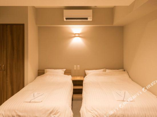 花築·大阪心齋橋酒店(Floral Hotel Shinsaibashi)高級家庭房