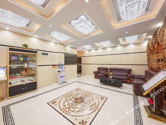維也納斯酒店·精選(廣州新白雲國際機場店)(Wei Ye Na Si & Hotel (Guangzhou New Baiyun International Airport))公共區域