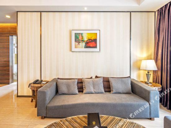 中山寰星度假公寓(Starr Holiday Apartment)至尊套房(兩房兩廳)