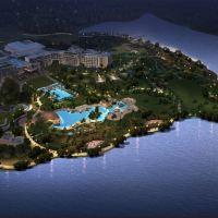 海南興隆希爾頓逸林濱湖度假酒店酒店預訂