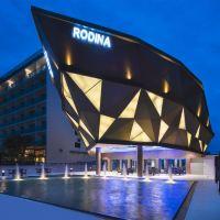 羅迪納海灘酒店酒店預訂