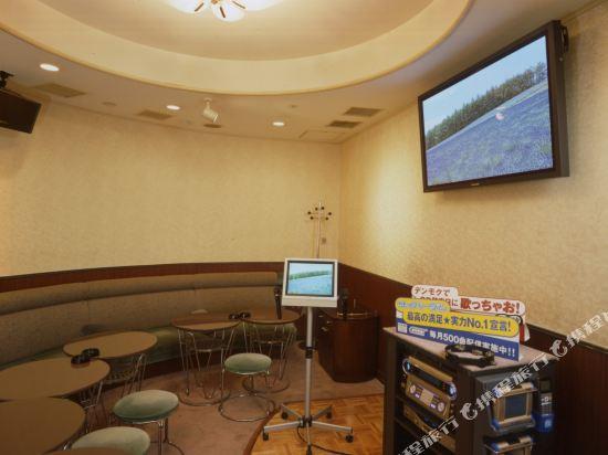 品川王子大飯店(Shinagawa Prince Hotel)健身娛樂設施