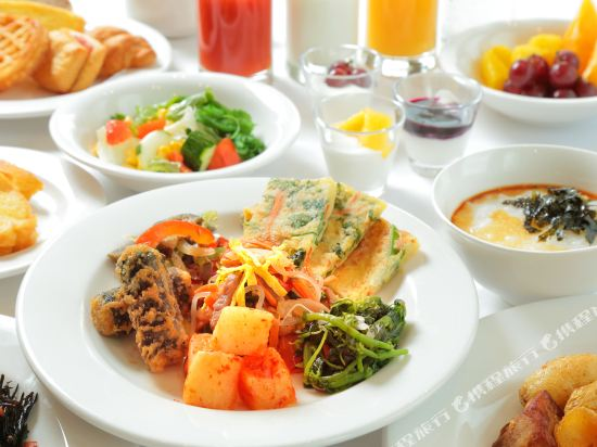 格拉斯麗首爾酒店(Hotel Gracery Seoul)餐廳