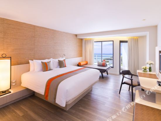 鉑爾曼芭堤雅酒店(Pullman Pattaya Hotel G)豪華房