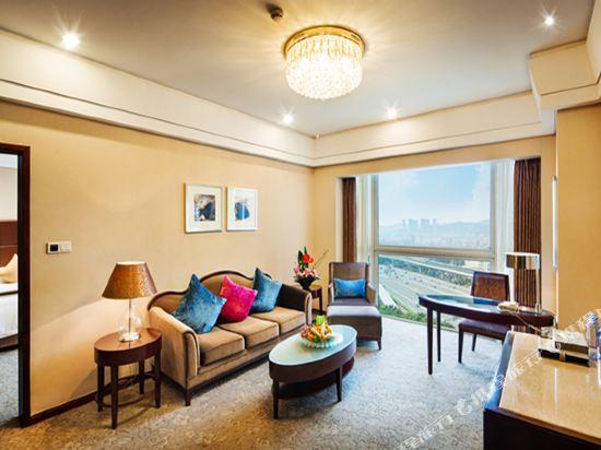 深圳百合酒店(Century Kingdom Hotel)零壓高級套房