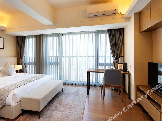 佛山友和酒店式服務公寓(Yuwa Residences & Hotel)優選大床房