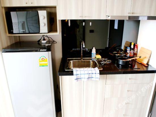 芭堤雅三隻熊威尼斯人公寓(Three Bears, Thailand Pattaya Venetian Apartment)餐廳