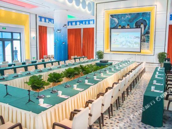 珠海長隆企鵝酒店(Chimelong Penguin Hotel)會議室