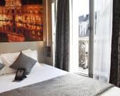 巴黎歌劇院夢幻酒店