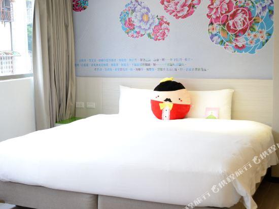 台北禾順商旅(Your Hotel)四方形
